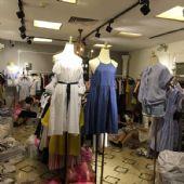 广州十三行女装批发档口清仓,大量批发优惠,或一件代发