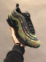 Nike Air Max 97 日本迷彩限定大气垫鞋货源一件代发