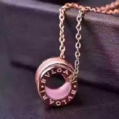 高仿宝格丽玫瑰金项链多少钱条,揭秘下做工好的哪里有买