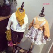 一件代发韩版童装厂家直销 童装微商货源教微商营销增加人脉