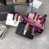 GUcci彩带款包包