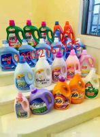 厂家蓝月亮洗衣液微商代理加盟 洗衣液家庭必备品销量高