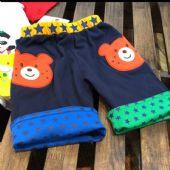 MIKIHOUSE小熊短裤