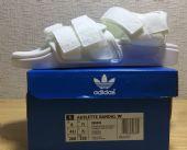 BB5096 阿迪达斯三叶草凉鞋ADILETTE SANDA