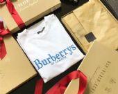 Burberry经典白色 T 恤衫, 一比一顶级复刻厂家微信货源图片
