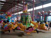 自控飞机|欢乐喷球车|激战鲨鱼岛|霹雳转盘|儿童游乐设备|迷你穿梭|荥阳市嘉信游乐设备厂店铺图片