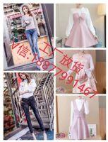 广州雅丽服装一手货源名牌女装批发包邮代发