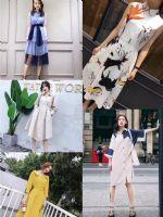 高档国际大牌女装那里拿货广州厂家外贸女装批发零售