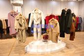 ULZLFAN慧之芳17纯冬装大衣,品牌羊剪绒双面呢大衣羊绒大衣图片
