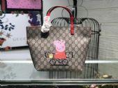 *货G家社会人小猪配齐女士包包手提女包