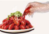 吃龙虾透明一次性手套价格