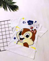 正品授权迪士尼Disnep纯棉儿童T恤