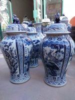 乔迁礼品大花瓶 陶瓷大花瓶定制图片