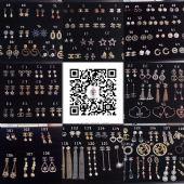 耳环 手链 戒指 925银等大牌首饰批发源头免费招代理一件代