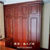 长沙市定制家具厂原木橱柜、博古架定制辉派规模