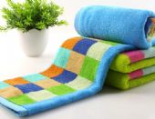 洁丽雅纯棉毛巾