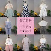 各种价位,最时尚最潮流最新款童装女装厂家直销,利润最大图片