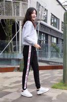 superme女运动裤2018新款跑步休闲一件代发每天更新