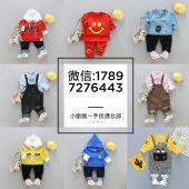 品牌童装一手货源厂家直销无需囤货招代理加盟图片