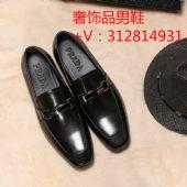 LV高档男鞋一比一原单高档著�计吩�单男鞋