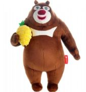 毛绒玩具厂家批发熊出没影视动漫人物熊大