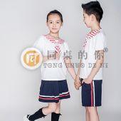 """江苏幼儿园园服定制厂""""同桌的你""""校服价格优惠、高品质图片"""