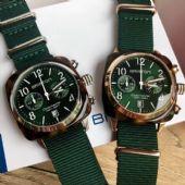 新锐潮牌 Briston男女情侣手表