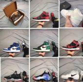 莆田鞋 PK篮球鞋  公司级运动鞋  真标纯原AJ1图片