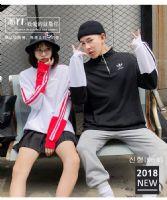 三叶草情侣运动系列2018新款舒适免费加盟爆款货源
