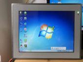 深圳工控厂家12寸多串口工业平板电脑支持IP65