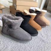 UGG雪地靴豆豆鞋  代购品质  工厂放货