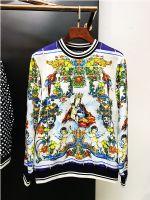 杜嘉班纳Dolce&Gabbana 高档男装长袖卫批发货源