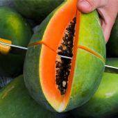 雷州冰糖木瓜9斤带箱红心牛奶木瓜现摘木瓜树上熟木瓜新鲜包邮