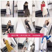 80**欧韩女装实拍货源,批发价,利润最高,包教包会,找代理图片