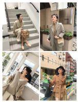杭州四季青批发档口,冬季羽绒服,ASM网红安娜爆款女装,一件代发