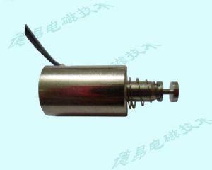 德昂通电吸入式圆管电磁铁/微型电磁铁