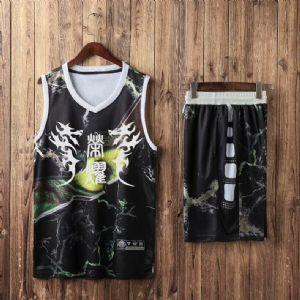 球衣篮球男个性定制diy篮球服套装学生训练比赛队服印字