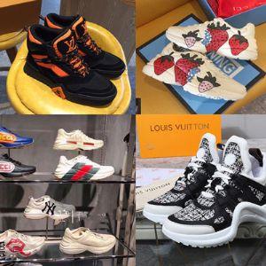 广州高品质大牌女鞋,工厂批发一件代发图片