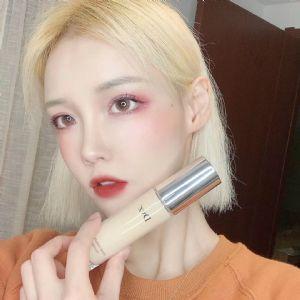 朵色粉底液和BB霜的区别,教你如何正确挑选适合自己的底妆