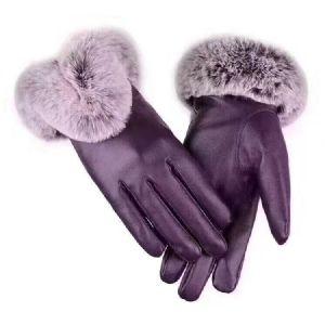 秋冬季防寒保暖全触屏加绒加厚皮
