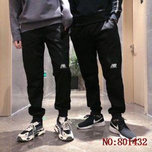 8549新百伦加绒长裤