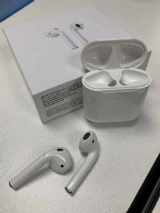 适用于airpods充电仓苹果安卓通用无线2代蓝牙耳机可改名