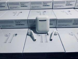 苹果无线蓝牙智能耳机airpods对耳弹窗带芯片超高品质二代2.