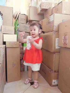 宝妈为什么要选择微商?一叶子面膜多少钱一盒?图片