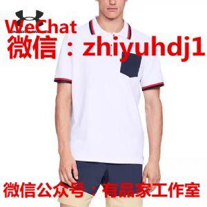 供应夏季男装T恤Polo衫批发代理货源 一件代发图片