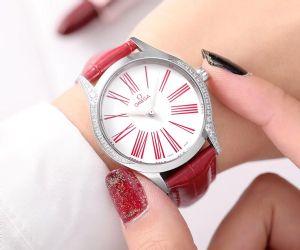 《名典》系列女士潮流百搭时尚石英手表