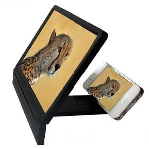 高清手机屏幕放大器 3D视频放大镜护眼宝