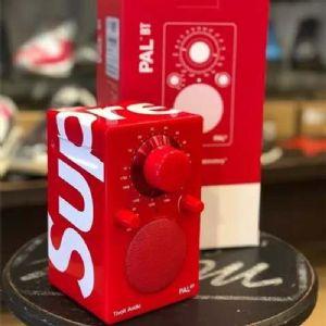潮牌Supreme联名款限量版蓝牙音箱无线便携式音响收音机可串联