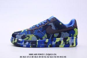 耐克 Nike AF1空军迷彩变色龙*限量发售