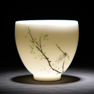 德化陶瓷茶具餐具礼品定制一件代店铺图片